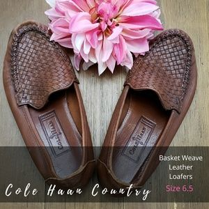 Cole Haan Country | Basket Weave Loafer